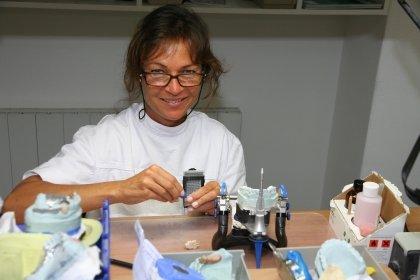 Helga Hartje, seit 2012 im Betrieb