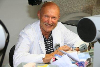 Wolfgang Fischer, seit 40 Jahren Im Betrieb